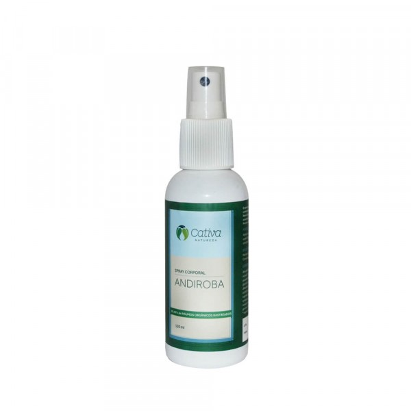 SPRAY CORPORAL ANDIROBA 120ML