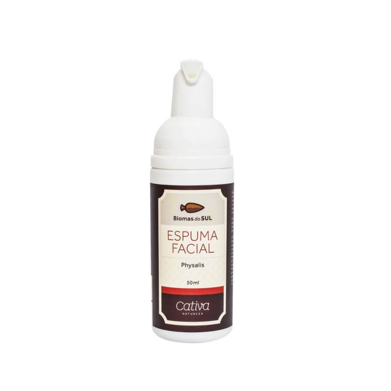 ESPUMA FACIAL PHYSALIS 50ML