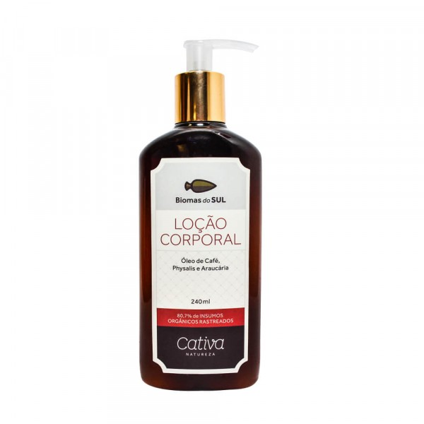 LOCAO CORPORAL BIOMAS 240ML