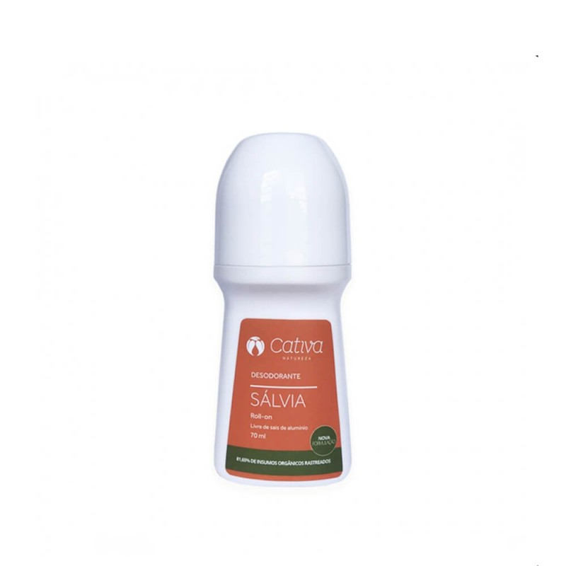 DESODORANTE ROLL-ON SALVIA 70ML
