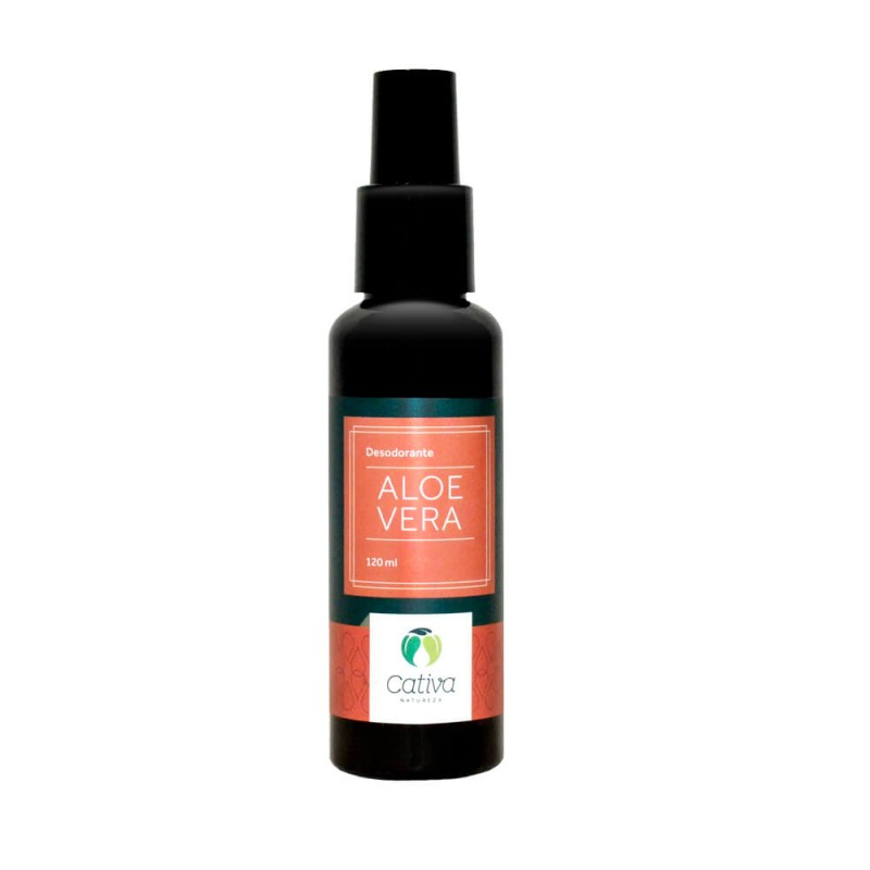 DESODORANTE SPRAY ALOE VERA 120 ML