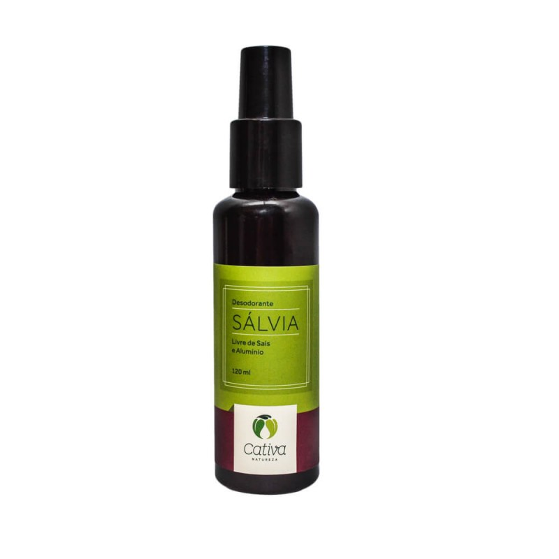 DESODORANTE SPRAY SALVIA 120ML