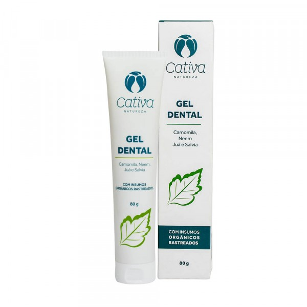 GEL DENTAL MENTA 80G