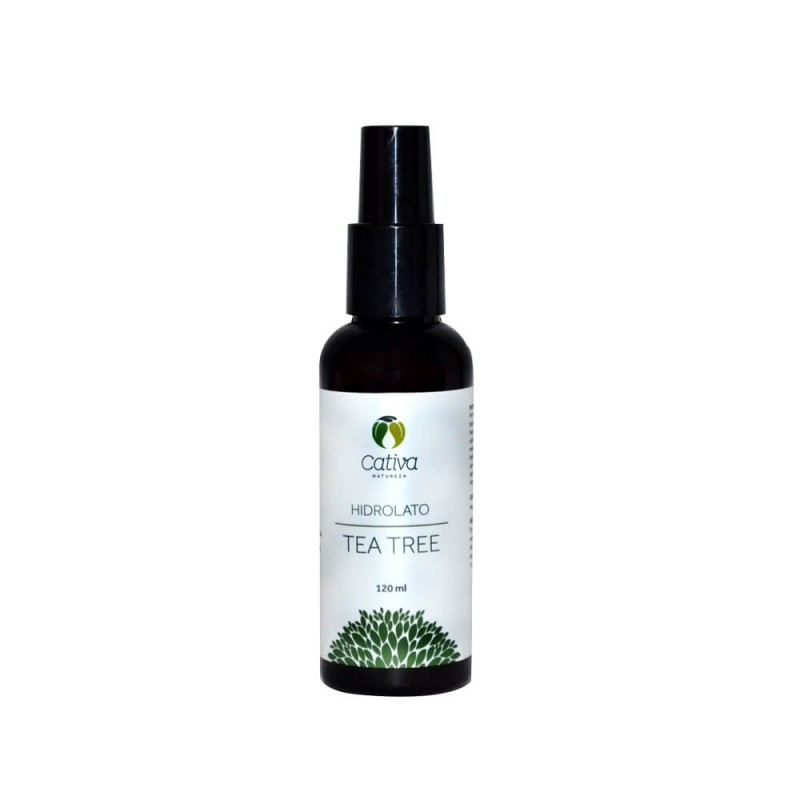 HIDROLATO TEA TREE 120ML
