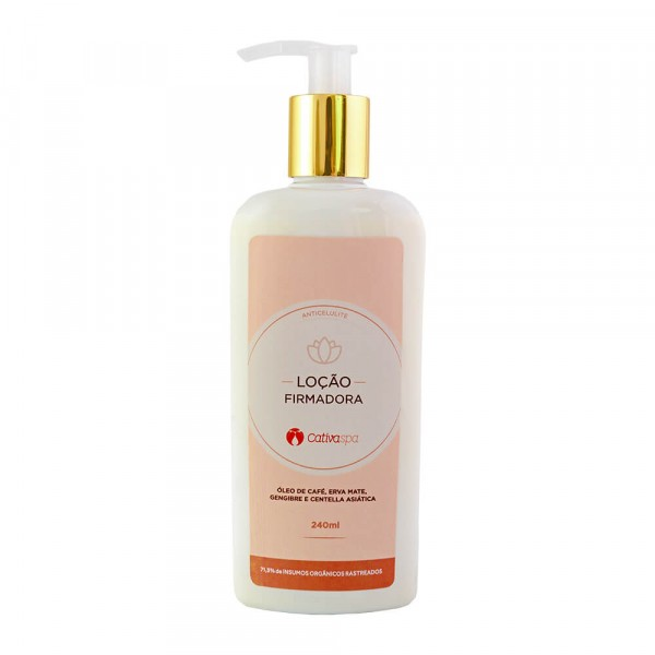 LOCAO FIRMADORA CATIVA SPA 240 ML