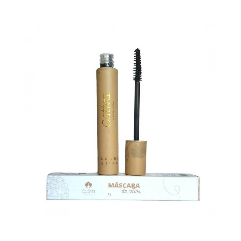 MASCARA DE CILIOS 8ML