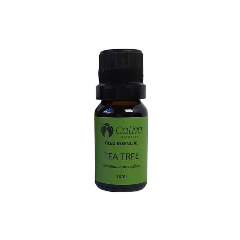 OLEO ESSENCIAL TEA TREE 10ML