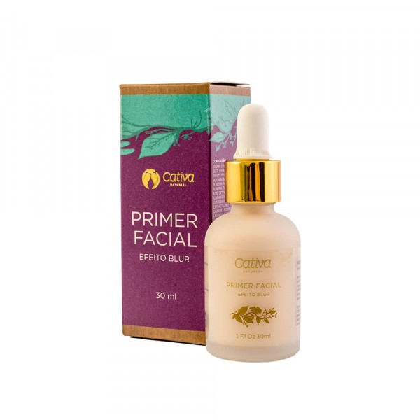 PRIMER FACIAL 30ML CATIVA NATUREZA