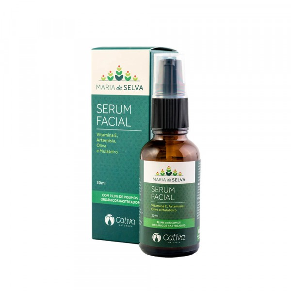 SERUM FACIAL MARIA DA SELVA 30ML